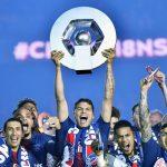 La Liga francesa proclama al PSG campeón