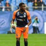Junior Sambia, jugador del Montpellier, en cuidados intensivos por coronavirus