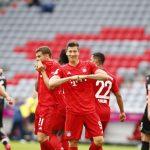 Bayern Múnich arrolla al Fortuna Düsseldorf y se acerca al título