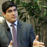 Reanudación del fútbol ayuda a «salud mental», dice presidente de Costa Rica