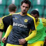 Mats Hummels, del Dortmund, se lesiona el tendón de Aquiles y es duda contra el Bayern