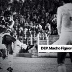 Real Murcia y su despedida al hondureño «Macho» Figueroa