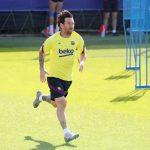 Messi: «Estoy ansioso por volver a competir»