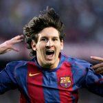 Se cumplen 15 años del primer gol oficial de Lionel Messi con el Barcelona