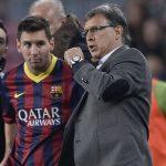 Gerardo «Tata» Martino: «Mi año en el Barça fue el peor de mi carrera»