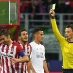 Árbitro acepta error a favor del Real Madrid en final de Champions League