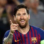 Leo Messi dona medio millón de euros a hospitales en Argentina