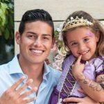El baile de la hija de James Rodríguez que despertó aplausos y elogios en las redes sociales (VÍDEO)