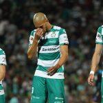 Ocho futbolistas del Santos de México están infectados de Covid-19