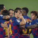 Barcelona sufre para vencer al Athletic Bilbao y sigue en la pelea por la Liga de España