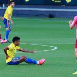 Anthony Lozano se pierde el juego ante Elche por lesión