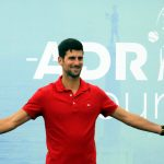 El tenista Novak Djokovic anuncia haber dado positivo al coronavirus