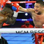 Gabriel Flores Jr. derrota a «Escorpión» Ruiz por decisión unánime en Las Vegas