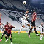 Juventus empató sin goles ante Milan y es el primer finalista de la Copa Italia