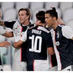Juventus golea 4-0 a Lecce y da un nuevo paso hacia el título