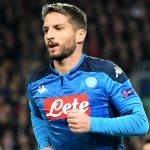 El Nápoles renueva a Dries Mertens hasta 2022