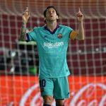 Messi lleva 12 años consecutivos marcando 20 goles en la Liga de España