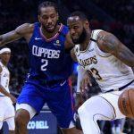 Lakers y Clippers se enfrentarán en primer día de reanudación de temporada NBA