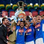Nápoles es campeón de la Copa Italia tras derrotar en penaltis a la Juventus
