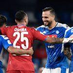 Con un inspirado Ospina, Nápoles finalista de la Copa Italia contra la Juventus