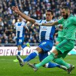 Real Madrid vence al Espanyol y es el líder absoluto de la liga española