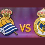 Alineaciones Real Sociedad – Real Madrid