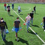 La Selección Sub-20 regresa a los entrenamientos bajo extrictas medidas de bioseguridad