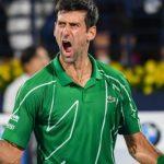 Novak Djokovic participó en fiesta y temen se haya contagiado de Covid-19