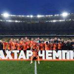 Shakhtar revalida título en Ucrania con goles brasileños