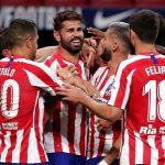El Atlético de Madrid vence 1-0 al Real Betis y amarra boleto a la Champions
