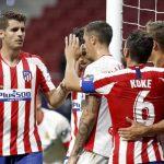 Morata se desquita y el Atlético de Madrid suma ante el Mallorca