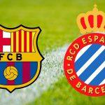 Alineaciones: Barcelona – Espanyol