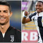 Bryan Róchez: «Cuando miré a Cristiano Ronaldo me quedé helado»