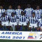 Un día como hoy: Honduras, medalla de bronce en la Copa América 2001