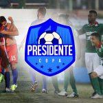 El mandatario Juan Orlando Hernández ofrece a equipos fondos de la Copa Presidente