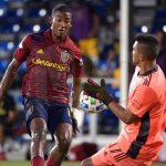 Hondureño Douglas Martínez marca su primer gol con Real Salt Lake, pero queda eliminado en la MLS (VÍDEO)