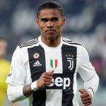 Douglas Costa, baja de la Juventus para la vuelta de octavos de Champions