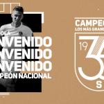 Esteban Espíndola es nuevo refuerzo del campeón Saprissa