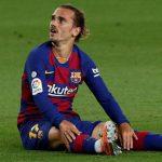 Griezman dice adiós a la Liga española por lesión