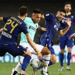 Inter se aleja del título en Italia