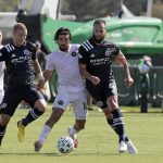 El New York City elimina al Inter Miami de Beckham del torneo MLS is Back