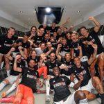 Juventus campeón en Italia por novena vez consecutiva