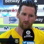 Messi: «No hay nada más que hablar, sino demostrar que dimos cambio» (VÍDEO)