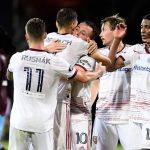 El Real Salt Lake y Douglas Martínez ganan en su debut en la MLS
