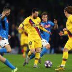 UEFA confirma que Barcelona-Nápoles se jugará como estaba previsto