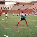 Se cumplen 29 años de la final de Copa Oro entre Honduras y Estados Unidos