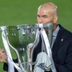 Zidane: «Es uno de los mejores días que he vivido como profesional»