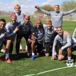 El FC Dallas, donde milita el hondureño Bryan Acosta, reporta seis positivos por COVID-19