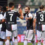 Juventus roza el título pese al empate 3-3 con Sassuolo