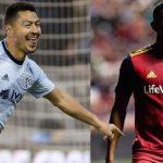 Los hondureños Roger Espinoza y Douglas Martínez avanzan a octavos de la MLS